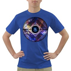 Center Of Existence Expanded Mens' T Shirt (colored)