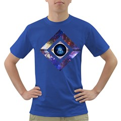 Center of Existence Mens' T-shirt (Colored)