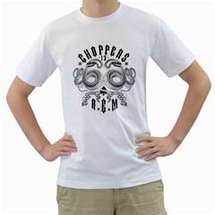 R E M 13 Mens  T Shirt (white)