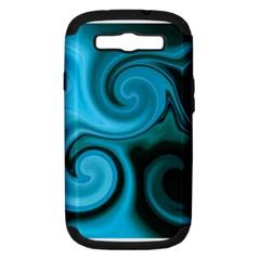 L450 Samsung Galaxy S Iii Hardshell Case (pc+silicone)