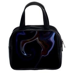 L451 Classic Handbag (two Sides)