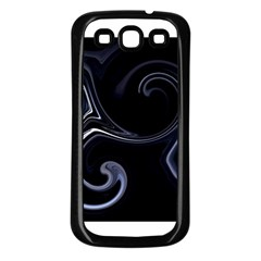 L452 Samsung Galaxy S3 Back Case (Black)