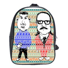 The Cheeky Buddies School Bag (Large)
