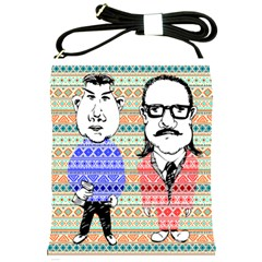 The Cheeky Buddies Shoulder Sling Bag