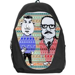 The Cheeky Buddies Backpack Bag