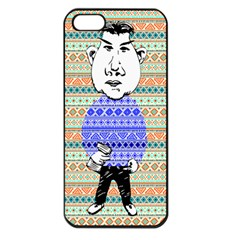 The Cheeky Buddies Apple Iphone 5 Seamless Case (black)