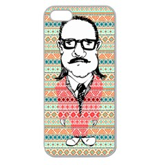 The Cheeky Buddies Apple Seamless Iphone 5 Case (clear)