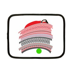 The Princess And The Pea Netbook Sleeve (small)