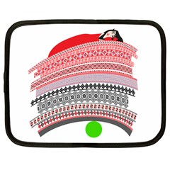 The Princess And The Pea Netbook Sleeve (XL)