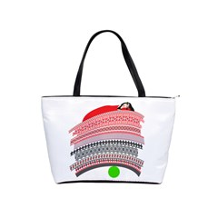 The Princess And The Pea Large Shoulder Bag