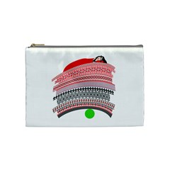 The Princess And The Pea Cosmetic Bag (medium)