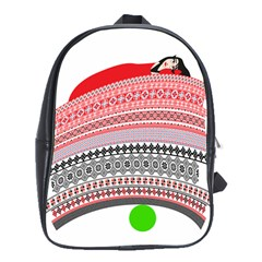 The Princess And The Pea School Bag (Large)
