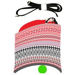 The Princess And The Pea Shoulder Sling Bag