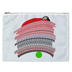 The Princess And The Pea Cosmetic Bag (XXL)