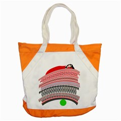 The Princess And The Pea Accent Tote Bag