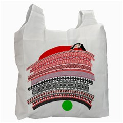 The Princess And The Pea Recycle Bag (Two Sides)