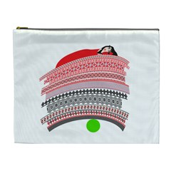 The Princess And The Pea Cosmetic Bag (XL)
