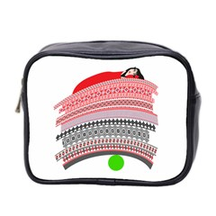The Princess And The Pea Mini Travel Toiletry Bag (Two Sides)