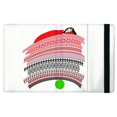 The Princess And The Pea Apple iPad 3/4 Flip Case