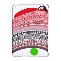 The Princess And The Pea Apple iPad Mini Hardshell Case (Compatible with Smart Cover)