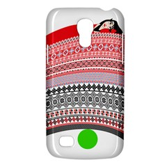 The Princess And The Pea Samsung Galaxy S4 Mini (GT-I9190) Hardshell Case
