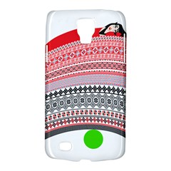 The Princess And The Pea Samsung Galaxy S4 Active (I9295) Hardshell Case