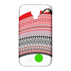 The Princess And The Pea Samsung Galaxy S4 Classic Hardshell Case (pc+silicone)