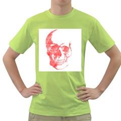 Deadly Pink Mens  T Shirt (green)