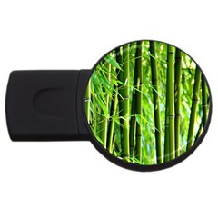 Bamboo 1GB USB Flash Drive (Round)