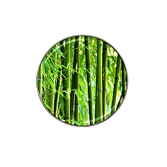 Bamboo Golf Ball Marker (for Hat Clip)