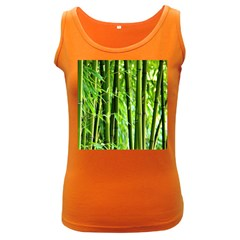Bamboo Womens  Tank Top (Dark Colored)