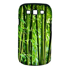 Bamboo Samsung Galaxy S III Classic Hardshell Case (PC+Silicone)