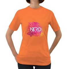 Nero ! Born To Rave! Womens' T Shirt (colored)