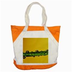 Drops Accent Tote Bag