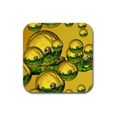 Balls Drink Coasters 4 Pack (Square)