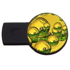 Balls 2gb Usb Flash Drive (round)