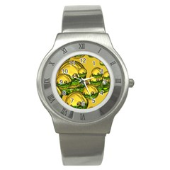Balls Stainless Steel Watch (Slim)
