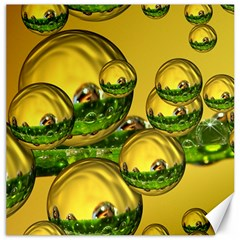 Balls Canvas 20  X 20  (unframed)