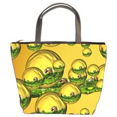 Balls Bucket Handbag