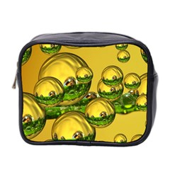Balls Mini Travel Toiletry Bag (Two Sides)