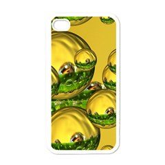 Balls Apple iPhone 4 Case (White)