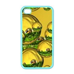 Balls Apple Iphone 4 Case (color)