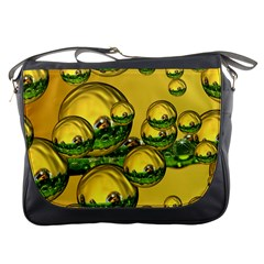 Balls Messenger Bag
