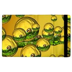 Balls Apple Ipad 3/4 Flip Case