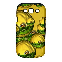 Balls Samsung Galaxy S III Classic Hardshell Case (PC+Silicone)