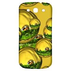 Balls Samsung Galaxy S3 S III Classic Hardshell Back Case