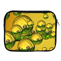 Balls Apple Ipad Zippered Sleeve