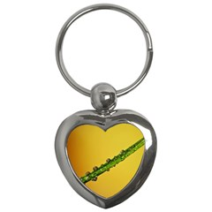 Drops Key Chain (Heart)