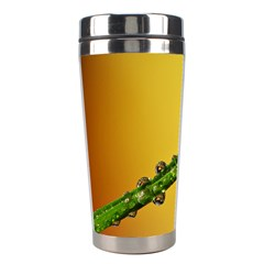 Drops Stainless Steel Travel Tumbler