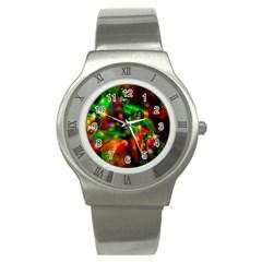 Fantasy Welt Stainless Steel Watch (Slim)